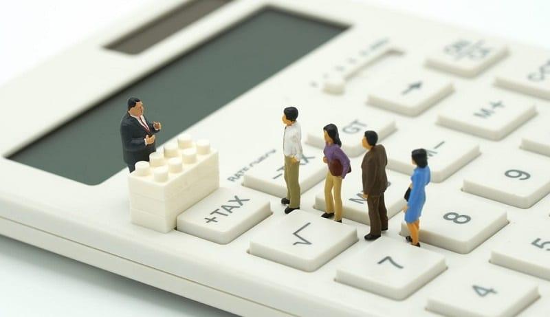 میزان مالیات بر حقوق کارکنان