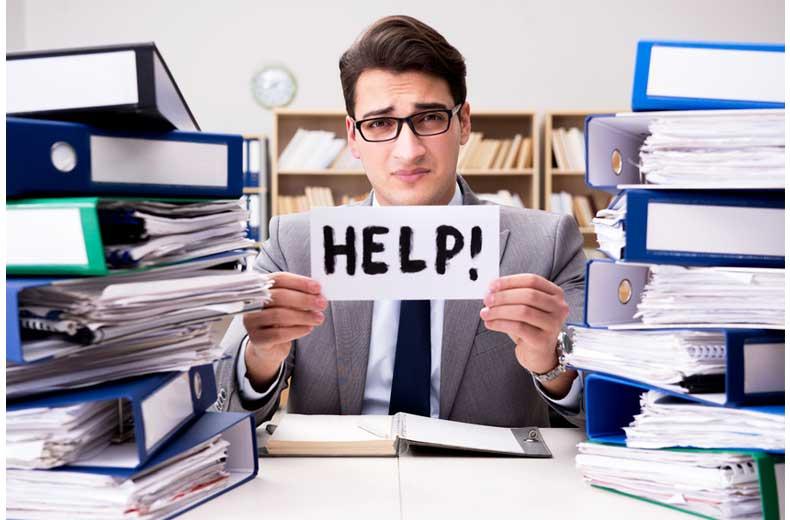 راهنمایی برای نرم افزار حسابداری