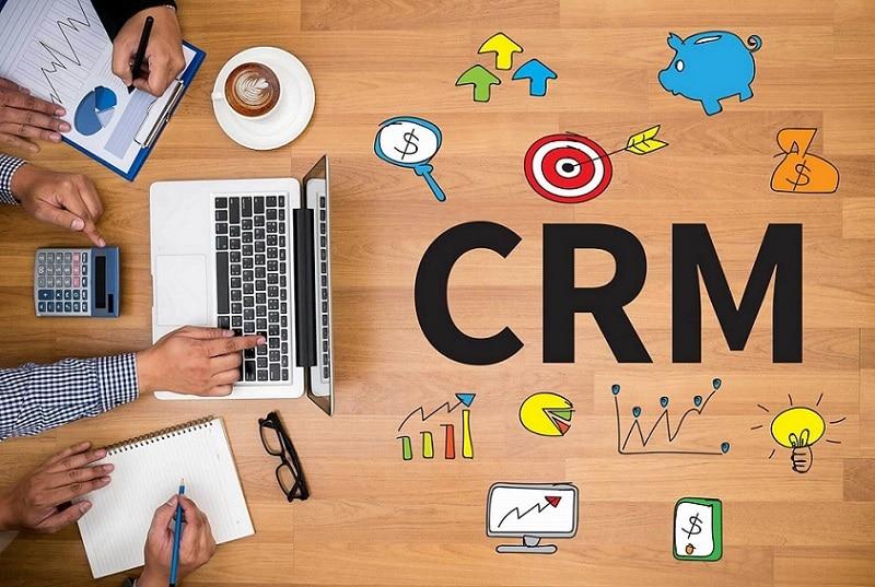 نرم افزار crm برای ارتباط با مشتری