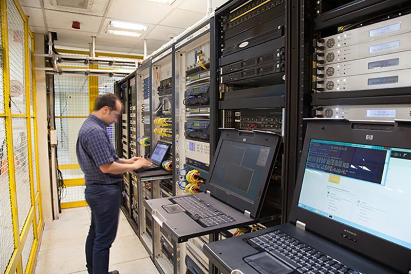 روند اقدامات خدمات شبکه